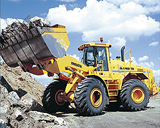 Dressta wheel loader