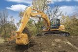 Case CX B series excavator