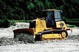 Caterpillar D6K track-type tractor