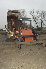 Ditch Witch XT1600 excavator/tool carrier