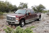 Ford SuperDuty pickup truck