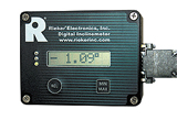 Rieker RDI Series digital inclinometer