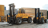 Load Lifter 4400 F Series forklift