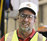 Terry Howard, Director of equipment operations