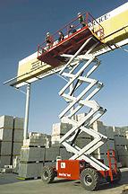 MEC 91-Series Aerial Work Platform