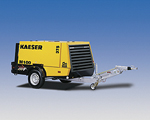Kaeser Portable Air Compressor