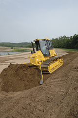 Rave Review for Komatsu's D51 | Construction Equipment