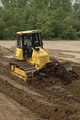 Rave Review for Komatsu's D51 | Construction Equipment