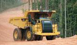 Caterpillar 770, 772 Haul Trucks