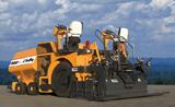 LeeBoy 9000 wheeled asphalt paver