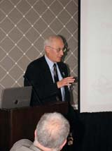 Construction Equipment Senior Editor Walt Moore