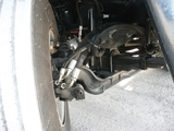Tuthill hub, Potain motor