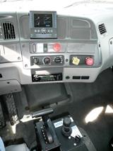 Interior cab controls