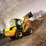JCB 409ZX compact wheel loader