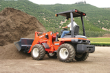 Kubota compact wheel loader