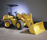 TCM compact wheel loader