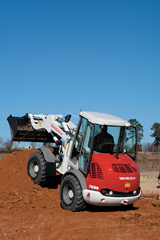 Takeuchi compact wheel loader