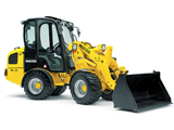 Wacker compact wheel loader