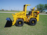 Waldon compact wheel loader
