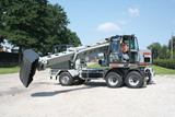 Gradall XL 4100 III Wheeled Excavator