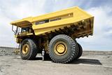 Komatsu 960E-1 rigid frame truck