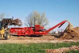 Morbark 3800 Track Wood Hog horizontal grinder