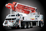 Schwing S 36 SX Concrete Pump