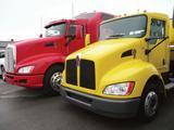 Kenworth T170, T660 trucks