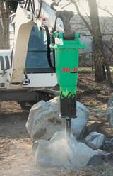 Tramac SC-42 Hydraulic Breaker