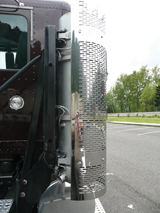 Freightliner FLD-SD with diesel aftertreatment