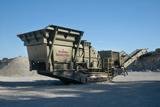 Telsmith QuarryTrax T16060 Crushing Plant