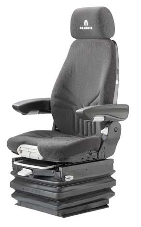 Grammer MSG75G/522 Seat