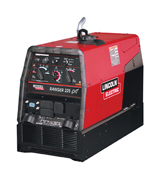 Lincoln Electric Ranger 225 GXT welder generator
