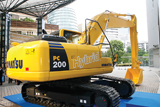 Komatsu Hybrid PC200-8 Excavator