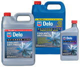 Delo extended life coolant