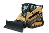 Caterpillar C-Series 279c 289c 299c compact track loader