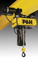 Morris Material Handling ZIP V chain hoist