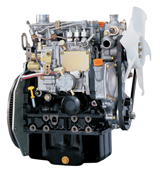 Yanmar Industrial Engine 3TNM72