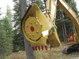 Advanced Forest Equipment RDM34EX Rotary Disc Mulcher Attachment