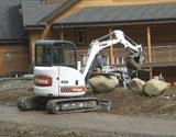 Bobcat 430 Mini Crawler Excavator