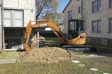 Case CX50B Mini Crawler Excavator