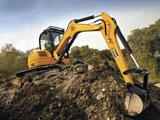 JCB 8055 Mini Crawler Excavator
