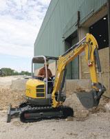 Mustang 2803ZT Mini Crawler Excavator
