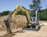 Wacker Neuson 38Z3 Mini Crawler Excavator