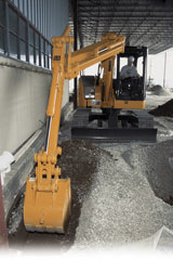 Case CX75 Crawler Excavator