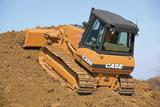 Case 850L crawler dozer