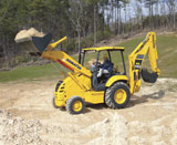 Gallery of Backhoe Loaders | Construction Equipment