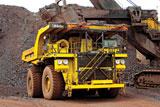Komatsu 860E-1K dump truck