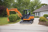 Hitachi ZX60USB-3 crawler excavator