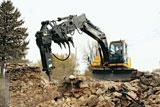 John Deere 120D, 135D Crawler Excavators